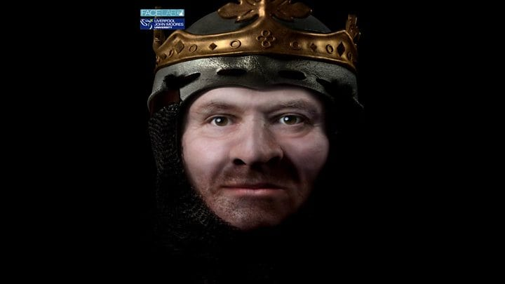 Robert the Bruce-King-of-Scotland-what-Robert-the-Bruce-looked-like