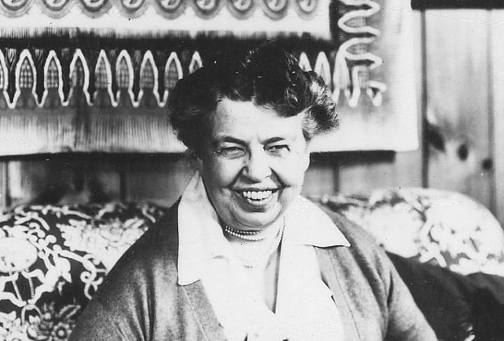 The most killer quotes from history's first empowered first lady, Eleanor Roosevelt