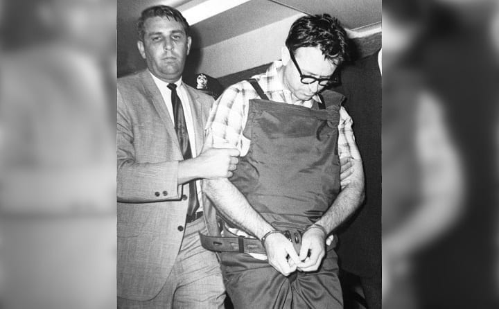 March 10, 1969: James Earl Ray admits to murdering Martin Luther King, Jr.