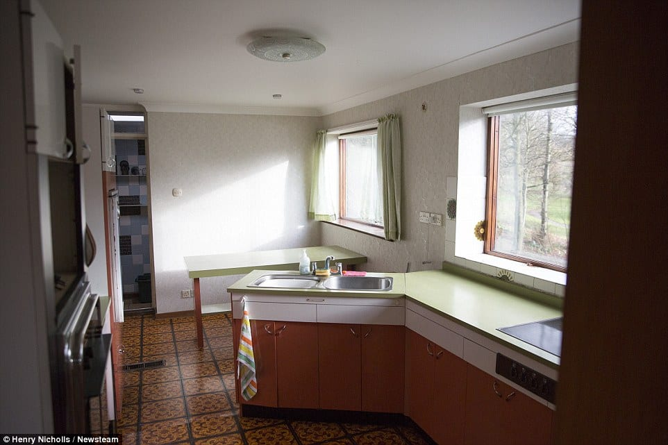 1960s time warp house