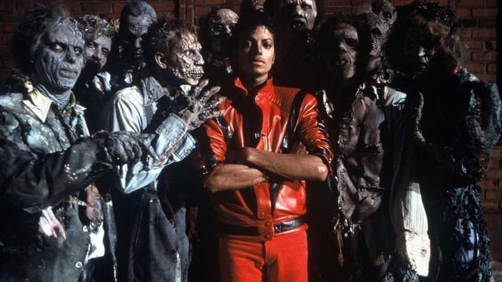 thriller music video by michael jackson