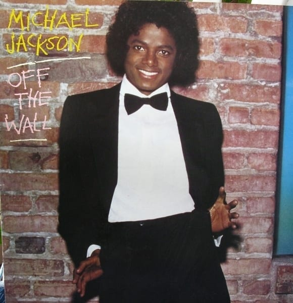 off the wall album by michael jackson