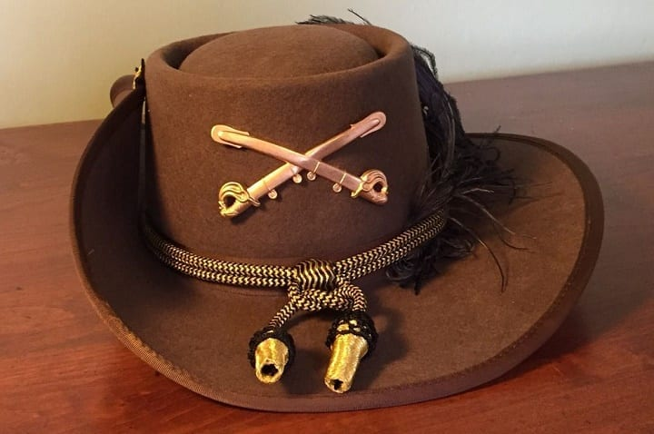 One Civil War scuffle involved stolen hats