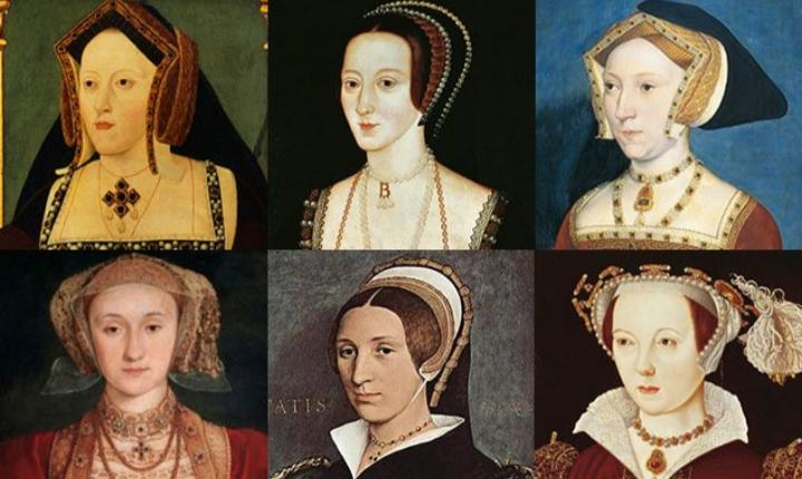 Inside the lives of King Henry VIII's wives and children