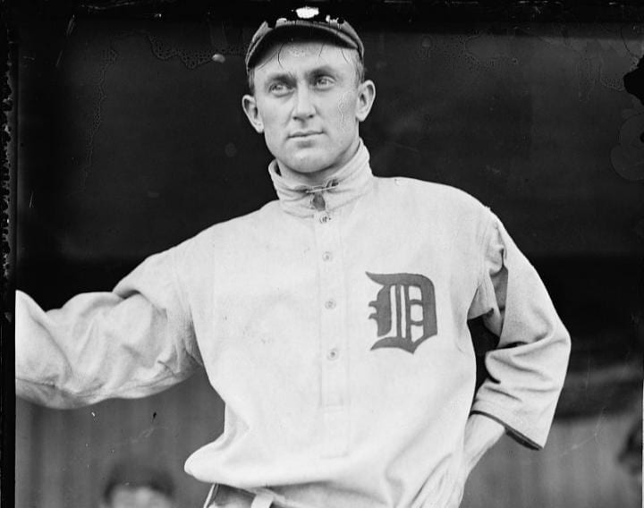 April 21, 1904: Ty Cobb makes his pro debut for Augusta