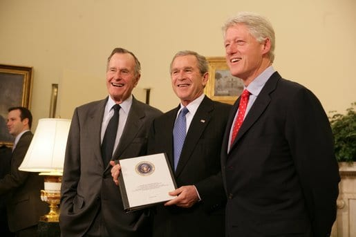 Why public perception of George W. Bush's presidency is shifting