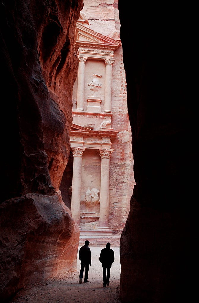 lost city of petra, jordan, roman history, petra