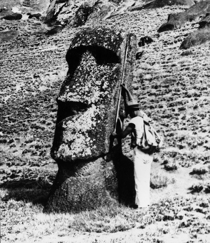 Easter Island, easter island heads, ancient history, mystery structures