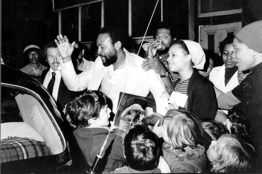 Marvin Gaye, Let's get it on, What's going on?, soul, R&B