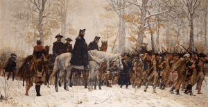 General-George-Washington-letters-Valley-Forge