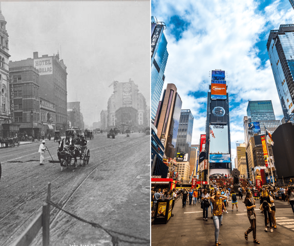 These cities have had unbelievable transformations