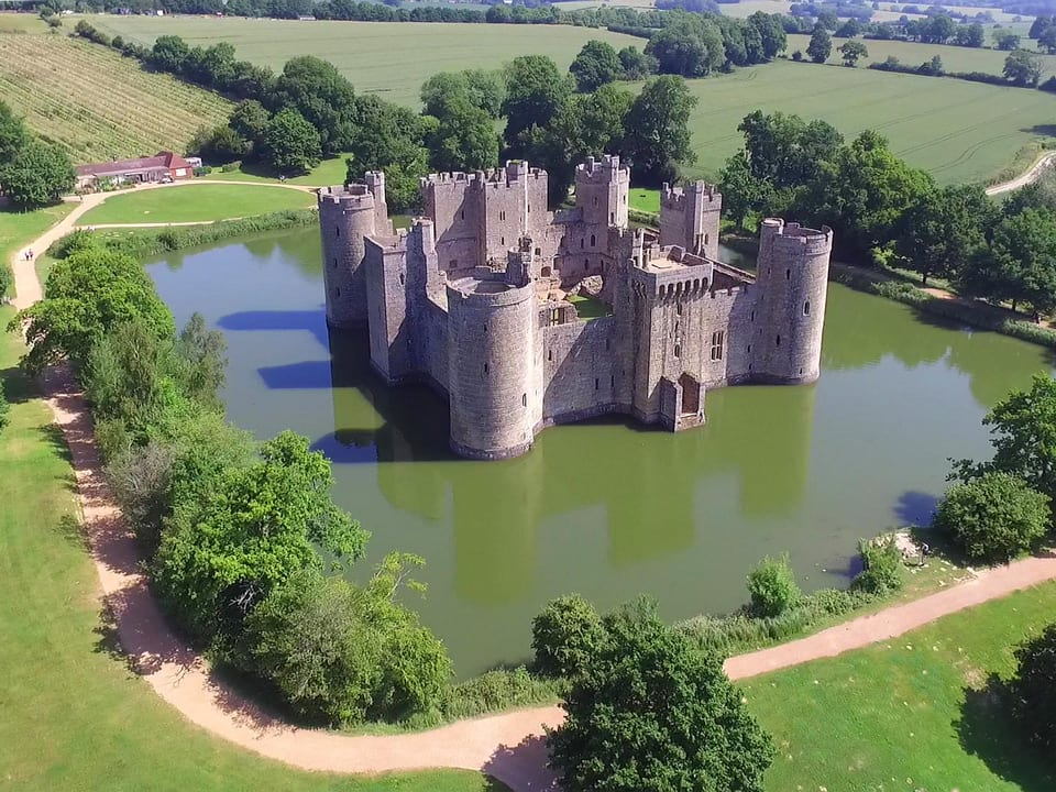 You'll gasp at these hidden secrets built into medieval castles
