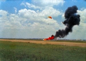 Neil-Armstrong-Luner-Landing-Reasearch-Vehicle-ejects