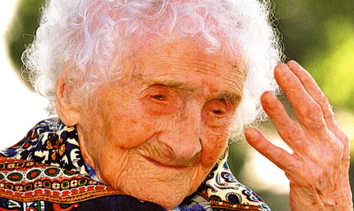 Meet Jeanne Calment, the woman who lived to be 122 years old