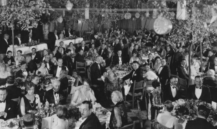 May 16, 1929: First Academy Awards presentation and banquet held in Hollywood
