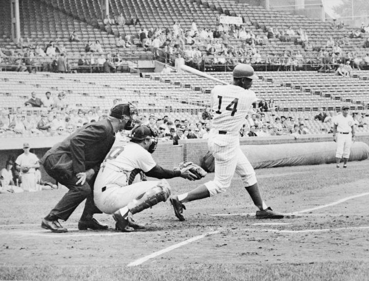 May 12, 1970: Chicago Cubs legend Ernie Banks hits his 500th home run