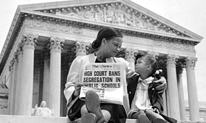 May 17, 1954: Brown vs. Board Of Education reaches verdict