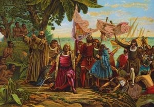 Christopher-Colombus-discovered-America