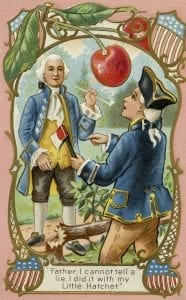 George-Washington-admits-to-chopping-down-the-Cherry-Tree