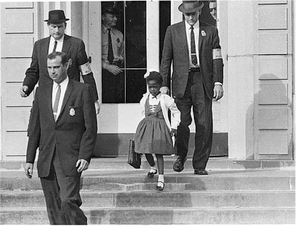 Ruby Bridges: The child symbol of the civil rights movement