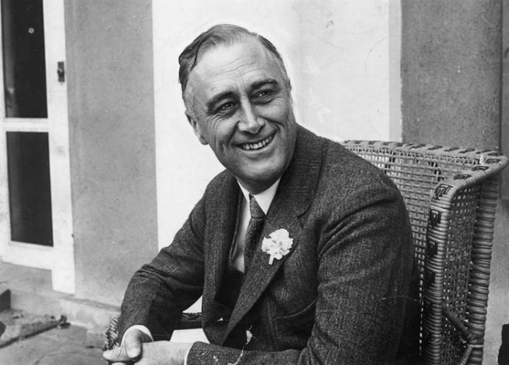 May 3, 1940: FDR invites thousands of democratic women to the White House