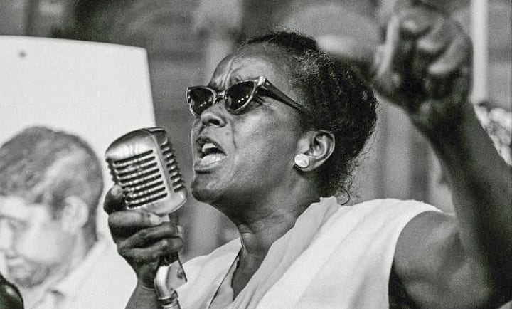 You should know all about Civil Rights trailblazer Ella Baker