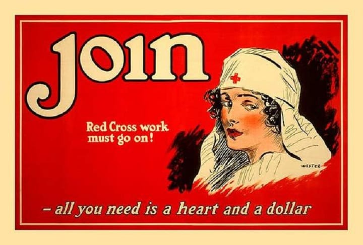 May 21, 1881: Clara Barton founds the American Red Cross