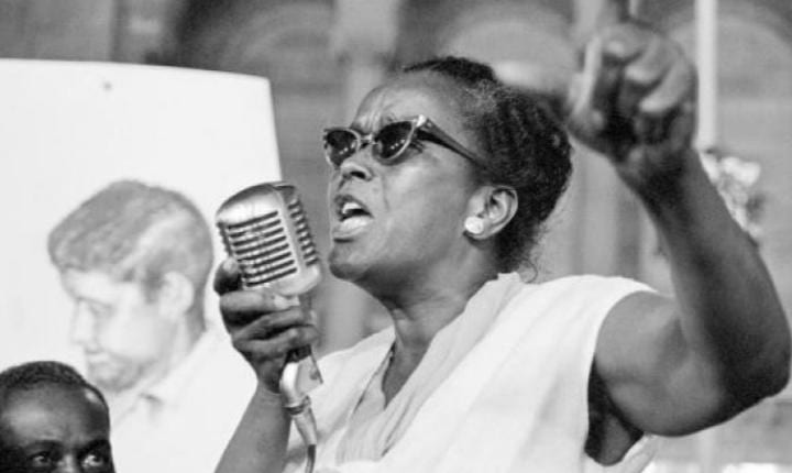 The legendary life of Civil Rights activist Ella Baker