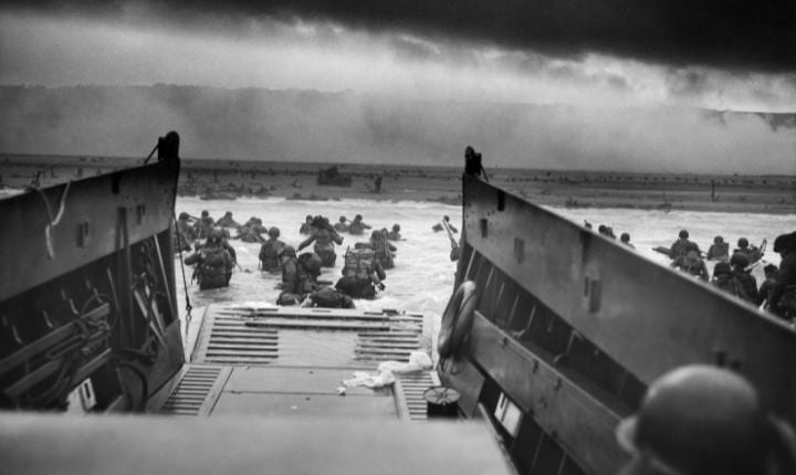 June 6, 1944: D-Day