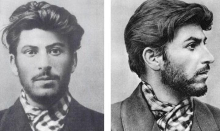 Young Joseph Stalin before he was a crazy dictator