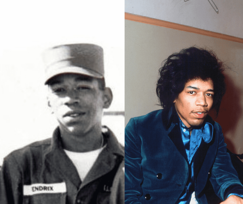 You won't believe these 29 celebrities served in the military