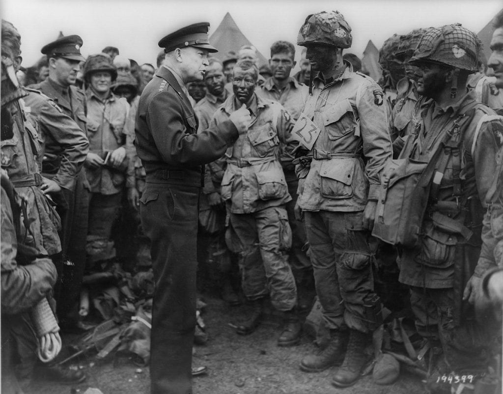 What if D-Day failed? The speech Eisenhower never had to give