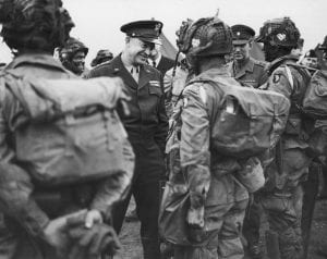 General-Dwight-Ike-Eisenhower-June-5-1944-101st-Airborne-Normandy-D-Day-invasion-Operation-Overlord
