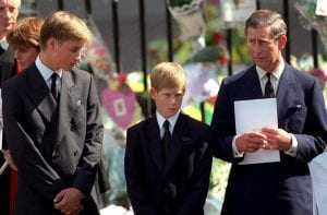 Lady-Diana-memorial-service-funeral-Prince-William-Prince-Harry-Prince-Charles