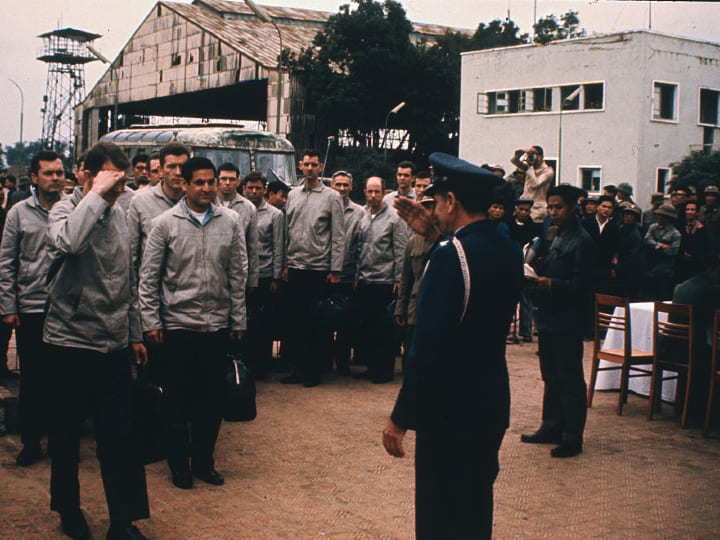POW release, Operation Homecoming