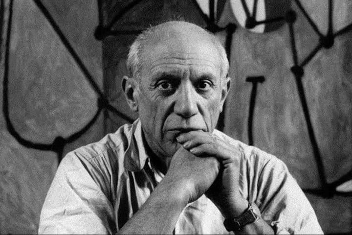 June 24, 1901: Pablo Picasso scored his first major exhibit in Paris