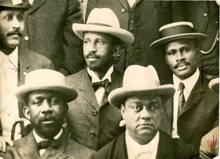 These were the bold and empowered founders of the NAACP