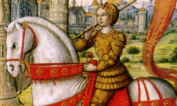 Everything you need to know about Jeanne d'Arc, France's heroic saint