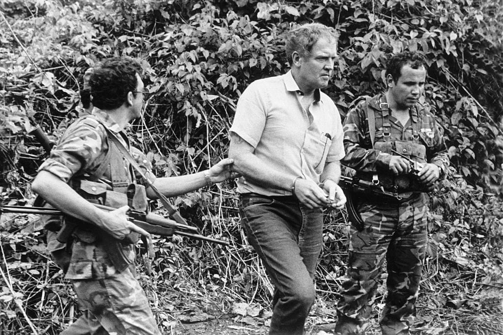 Lawyers, guns, and money: The CIA's complicated history in Latin America