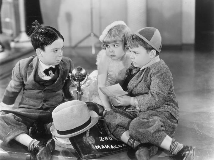 Darla Hood, Little Rascals, Our Gang