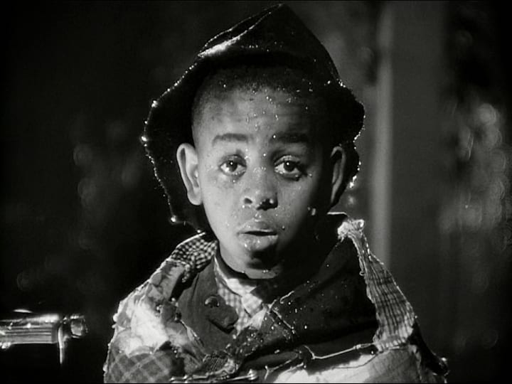 Matthew Stymie Beard, Child actor, Our Gang, Little Rascals