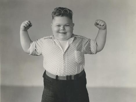 Norman Chaney, Chubby, Our Gang, The Little Rascals, child actor