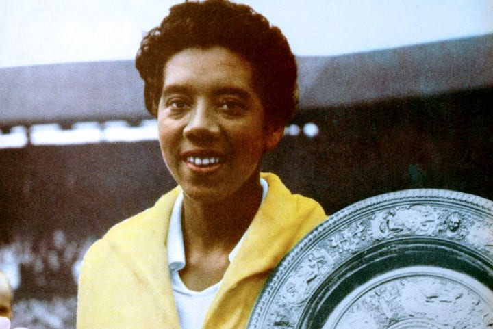 July 6, 1957: Althea Gibson becomes first African American to win Wimbledon