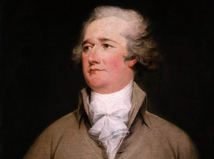 July 11, 1804: Alexander Hamilton lost his life in a duel against life-long rival, Aaron Burr