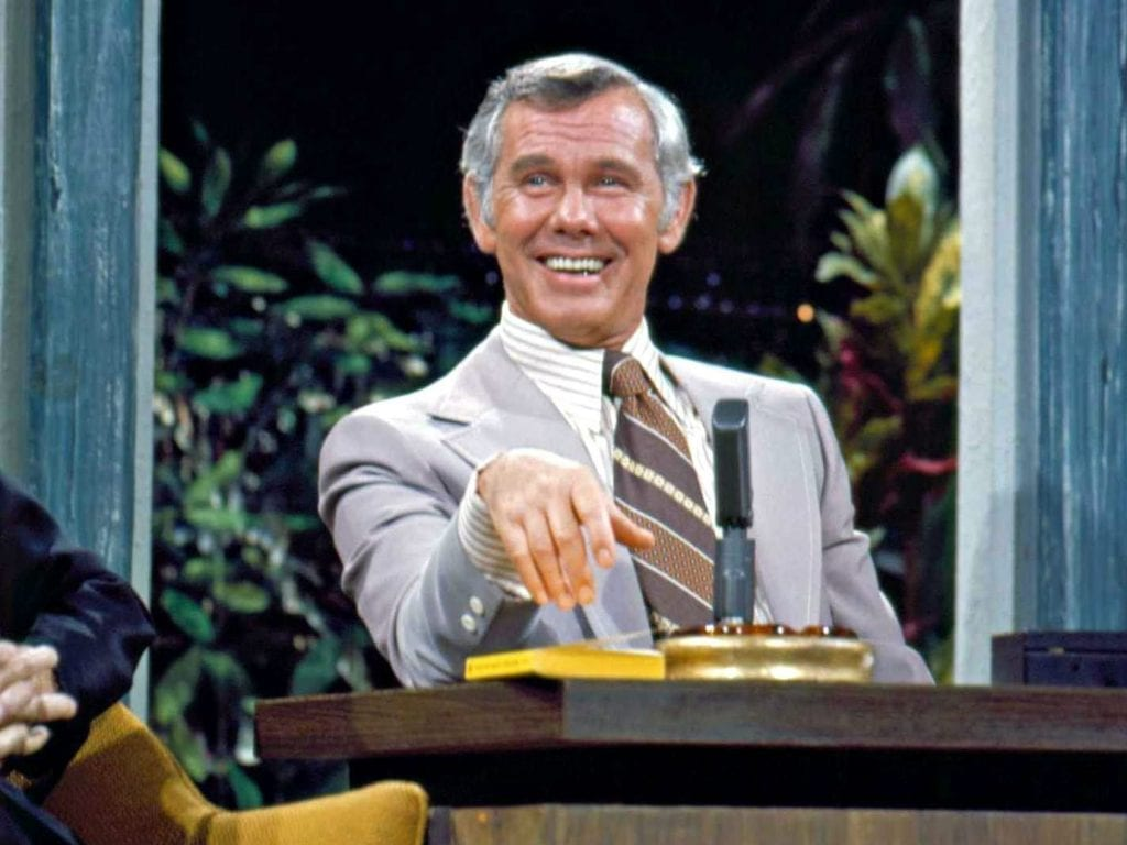 Johnny Carson's tragic life story brings his fans to their knees