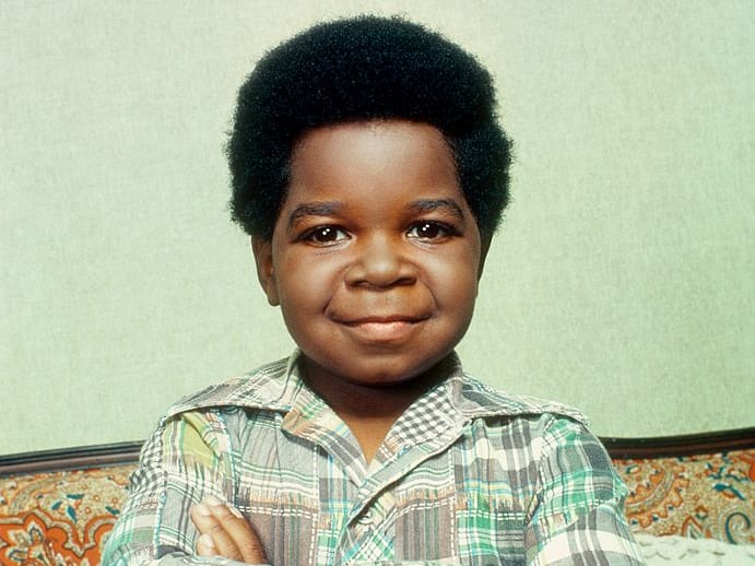 Gary Coleman, actor, Diff'rent Strokes, The Little Rascals