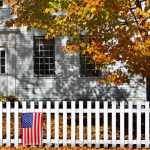 The white picket fence: A history.