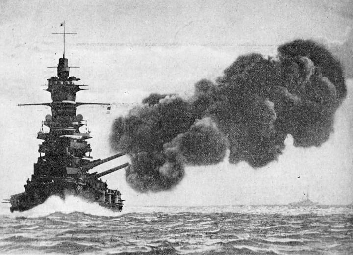 Yamato was the most stunning battleship ever built and it met a humiliating fate