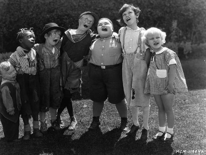 The dark secrets and somber fates of 'The Little Rascals'