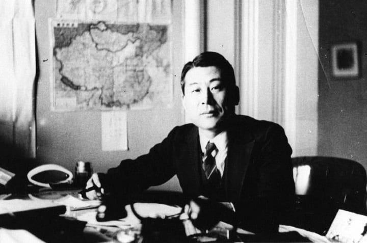 This incredible Japanese politician rescued thousands of Jews from Nazi-occupied Europe